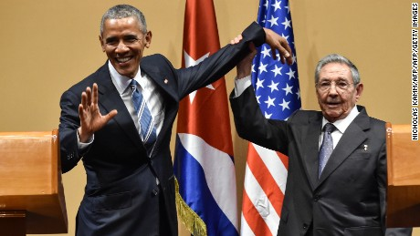 Obama Makes Cuba a Sanctuary for Criminals