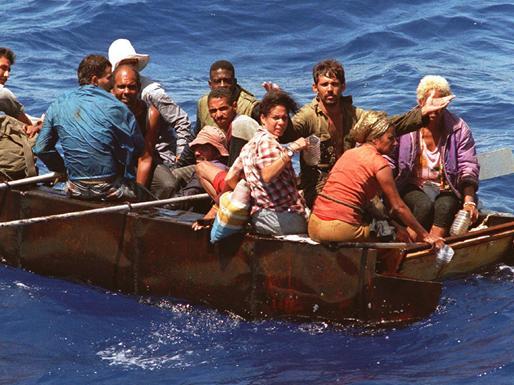 Cubans Fleeing Communism Say Obama 'Screwed' Them