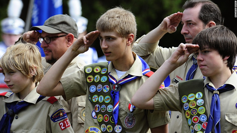 Transgender children can now join the Boy Scouts
