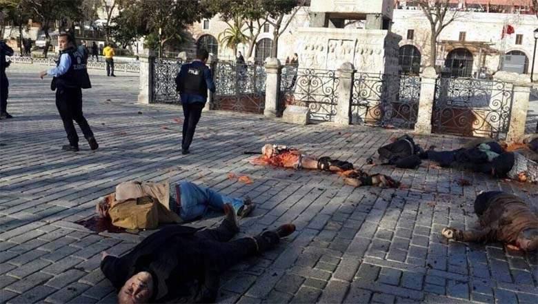 ISIS Is Responsible for Istanbul Nightclub Shooting Spree