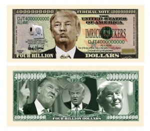 Is The Dollar Doing Well Because Of Donald Trump?