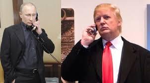 Trump & Putin, Two Alpha Males Ready to Kick ISIS Ass