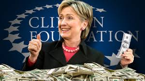 Layoffs at Crooked Clinton Foundation