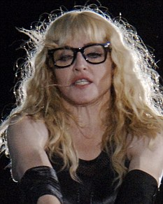 Crusty Skank Madonna Investigated by Secret Service
