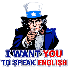 No Habla Bitches!  Trump's WH is English-Only Damit!