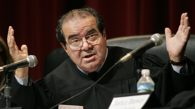 YUGE Fight Expected Over Scalia's Seat on Supreme Court Next Week