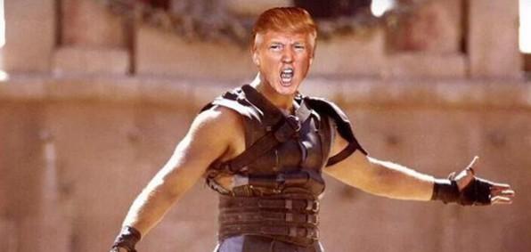 Trump Puts a Beatdown on Fake News