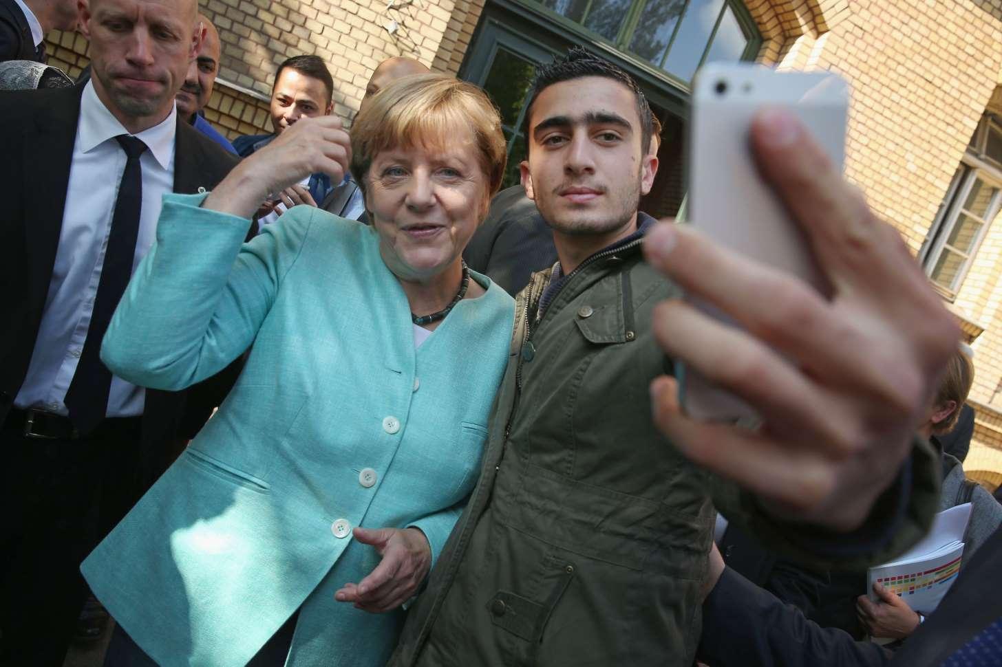 Syrian Refugee Suing Facebook for Viral Selfie