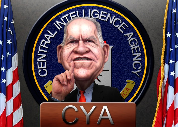 Intelligence Community Readies for Coup and Threatens Trump with Prison