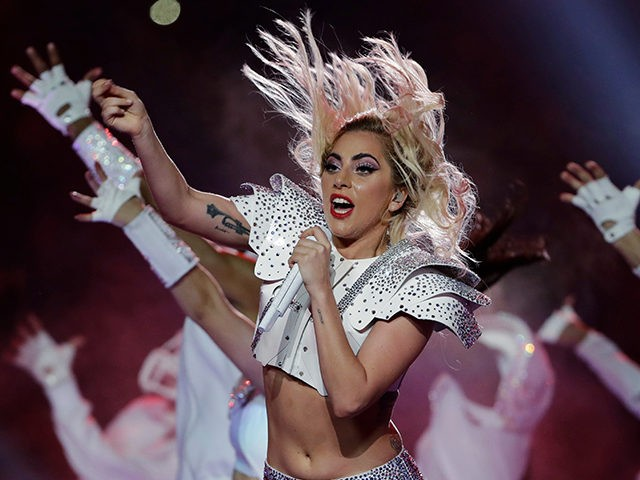 Leftists Pissed at Lady Gaga For Not Attacking Trump At Super Bowl