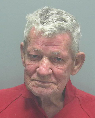 Old Dude Shoots Bride in the Ass Because She Wouldn't Screw Him