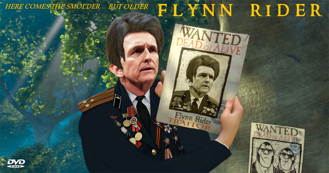 Traitor Flynn Resigns