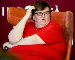 Fat Ass Michael Moore Says US Shits on People More Than Any Other Country