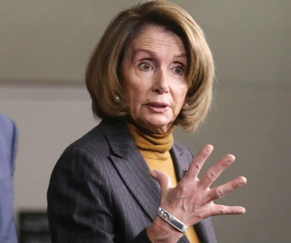 Botox Nancy Pelosi Says Trump Has Done Nothing In 1st Month Of Office