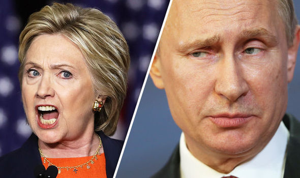 BAM!  Trump Calls For Investigation of Clinton's Ties to Russia