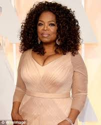 Oprah Winfrey Says Trump Has Inspired Her To Be President