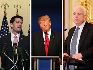 John McCain and Paul Ryan want to save Obamacare?!