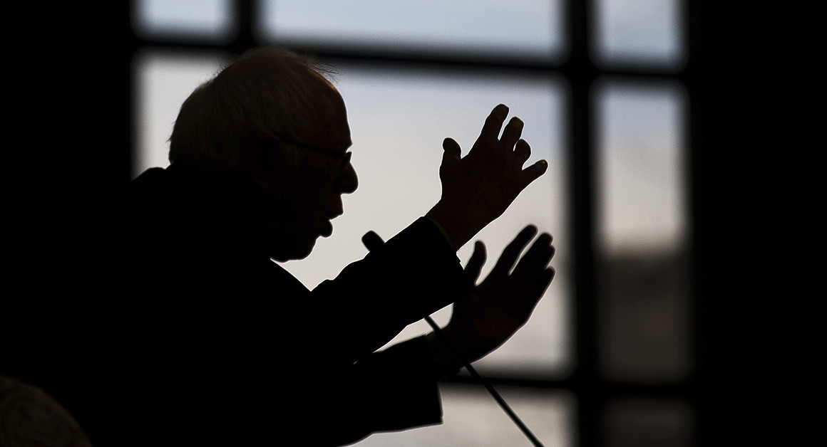 Party Leaders Fear Bernie Sanders' Wing Will Apply to Ideological Purity Test