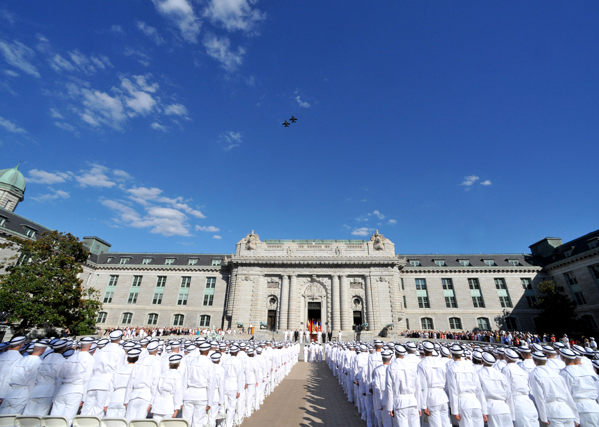Sex Assault Reports at Navy, Army Academies