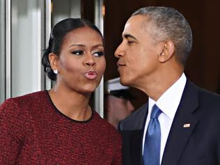 Frauds Barack and Michelle Obama Sign $60 Million Deal