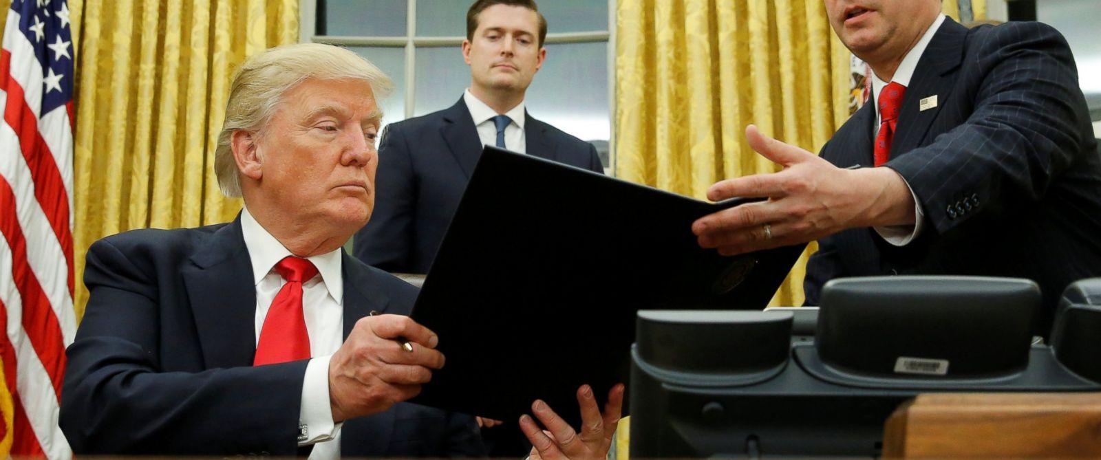 Trump is Sending Congress to Space