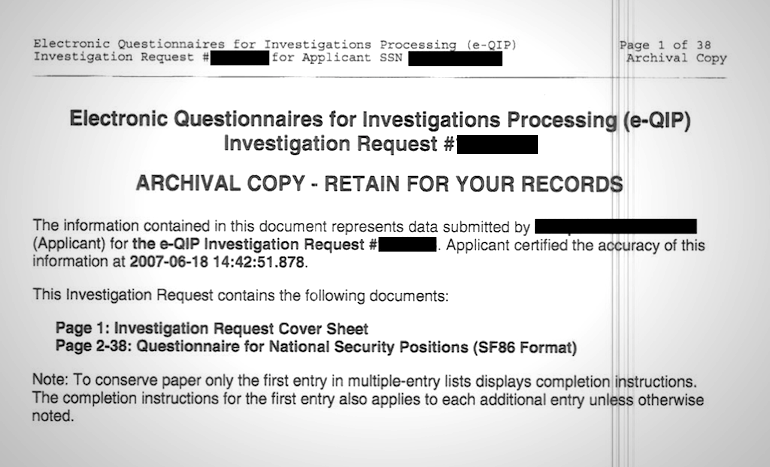 "U.S. Military Leak Exposes ""Holy Grail"" of Security Files"