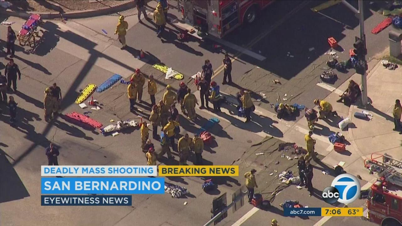 Breaking: School Shooting in San Bernardino