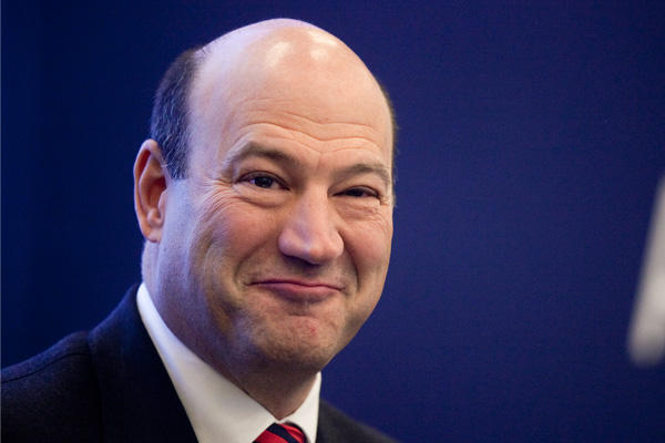 Another Leftist in the Trump Administration: Gary Cohn