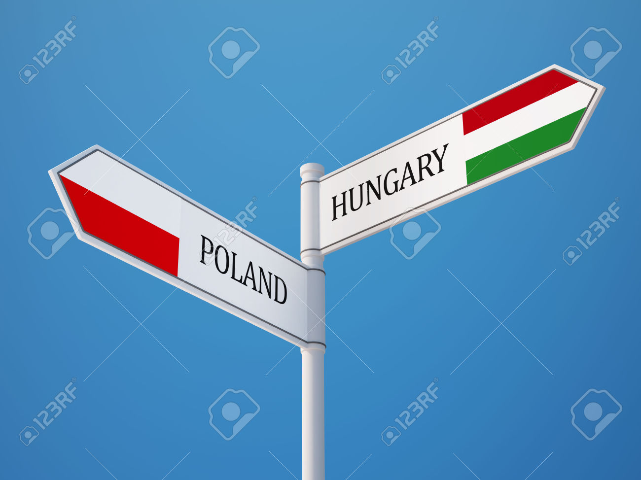 Hungary and Poland Must Accept Mooslims or Leave EU.  AYFKM?