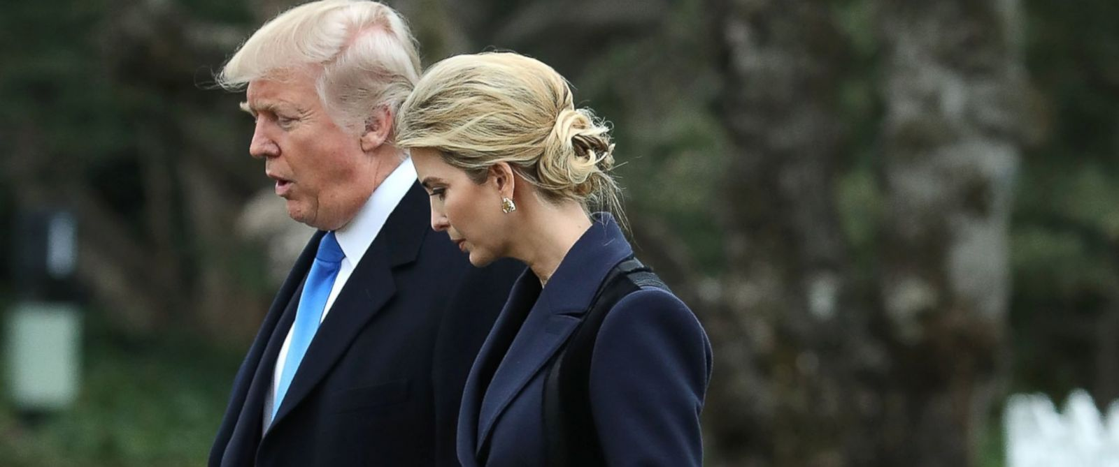 Trump May Stay In Paris Climate Deal for Ivanka, the Cuck and Tillerson