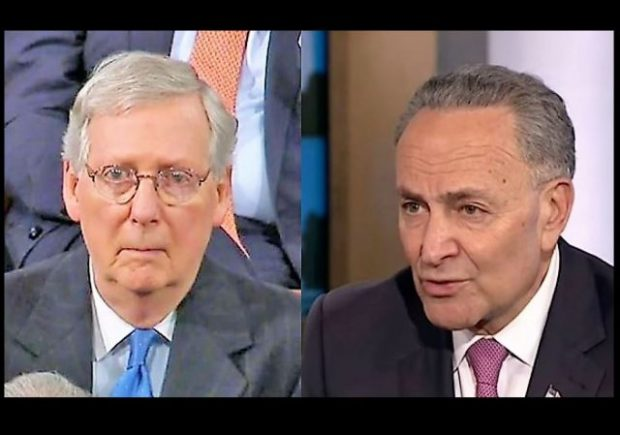 MoFo Schumer Has Votes to Filibuster Gorsuch, McConnell Needs to Step Up