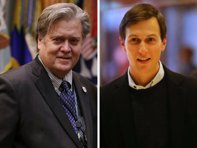 Immigration Battle in the White House: Bannon's Voice Stronger Than Kushner's