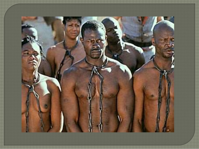 Open Slave Markets in Libya: African Men Sold for $200