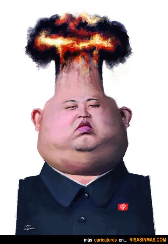 Kim Job Un Wants to Nuke