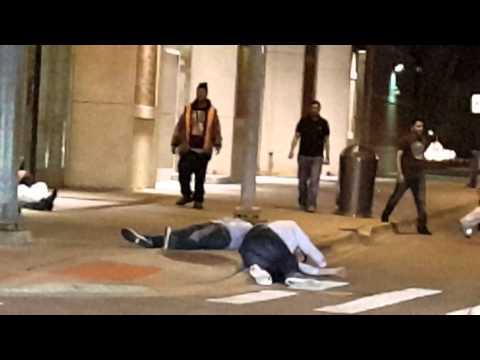 Detroit Goes Full Ghetto Goon in Greektown Brawl