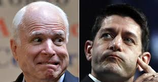 McCain & Ryan Work With Dems to Stop Border Wall Funding