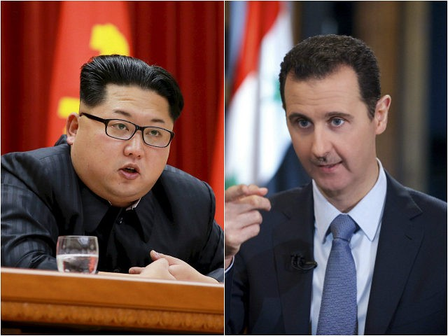 North Korea and Syria to Align Against US