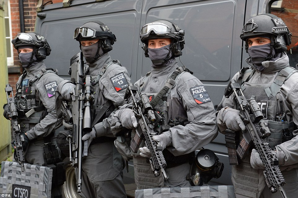 Britain Could Enforce Martial Law And Place The Military In The Streets