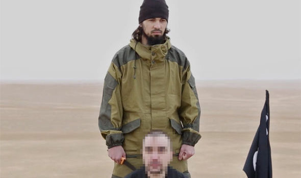 ISIS Beheads Putin's Spy On Russia's Victory Day
