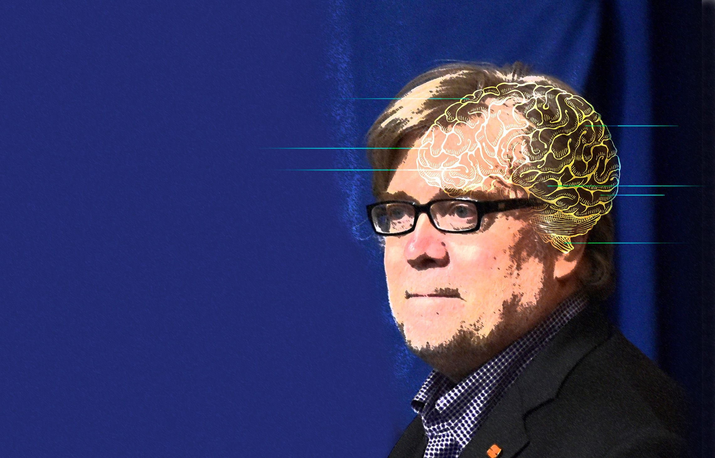 Steve Bannon Has the Balls in the Trump Administration; Will Take Down Mueller