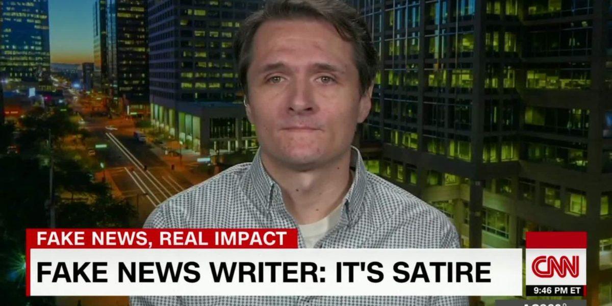 'Fake News' Writer Paul Horner Found Dead at 38