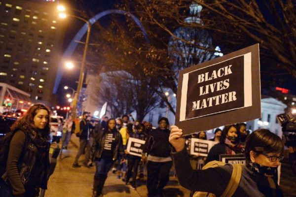 National Guard in St. Louis After Protesters Gather When Cop Acquitted for Murder