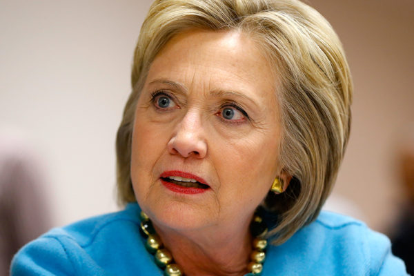Hillary Says Women's March For Feminists Is To Blame For Her Loss