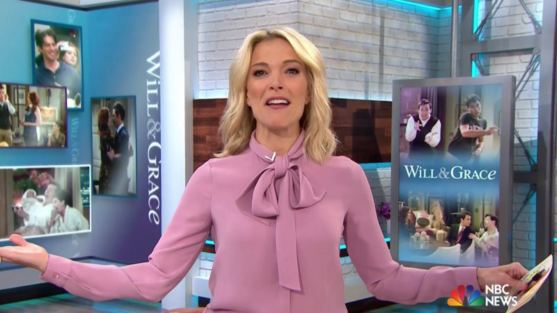 Megan Kelly Is Done With Politics On Her New Today Show