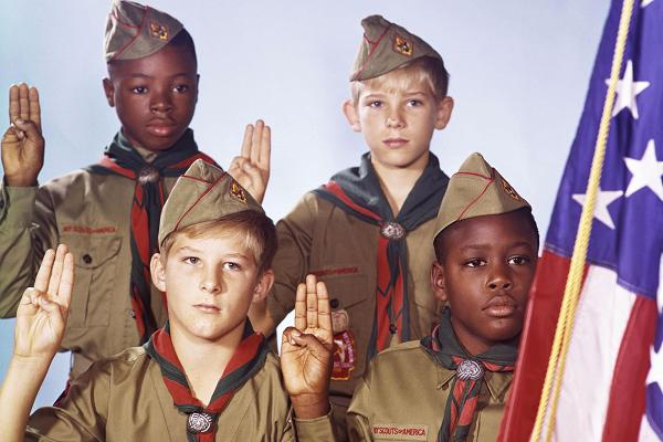 The Boy Scouts Will Now Allow Girls Into The Group