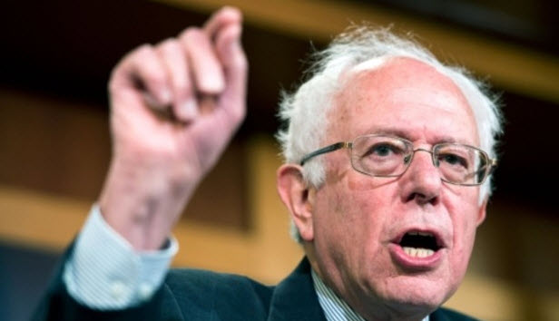 Bernie Sanders Says If You Pay More Taxes You Will Get Free Stuff