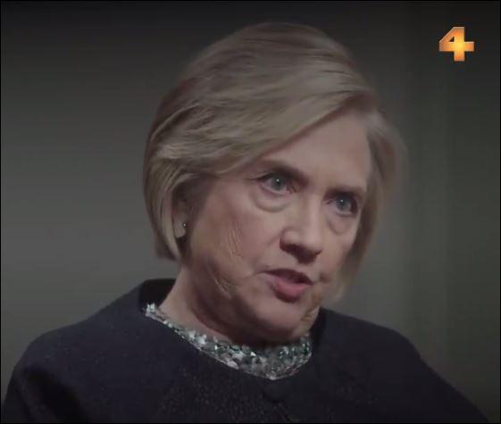 The Hildabeast  vs. Assange