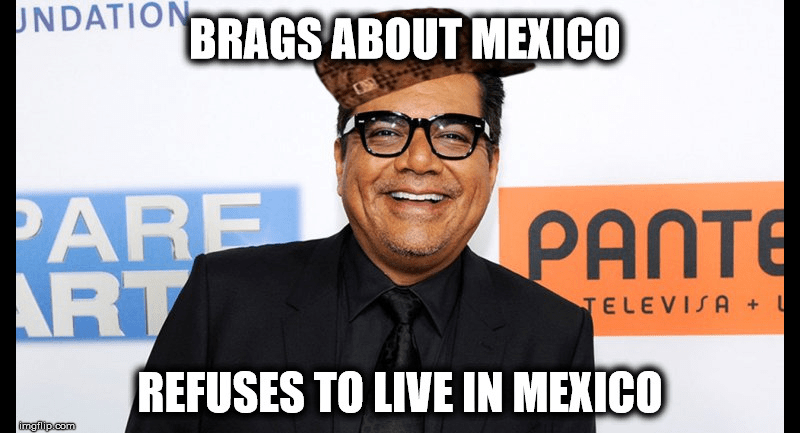"Comedian George Lopez Booed For Blasting Trump And Telling People To Stop ""White Privilege."""