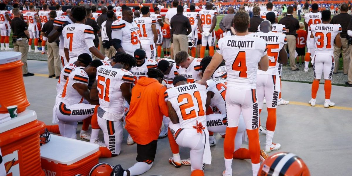 Fox Sports Will Not Air National Anthem After London Game: The Revolution Will Not Be Televised