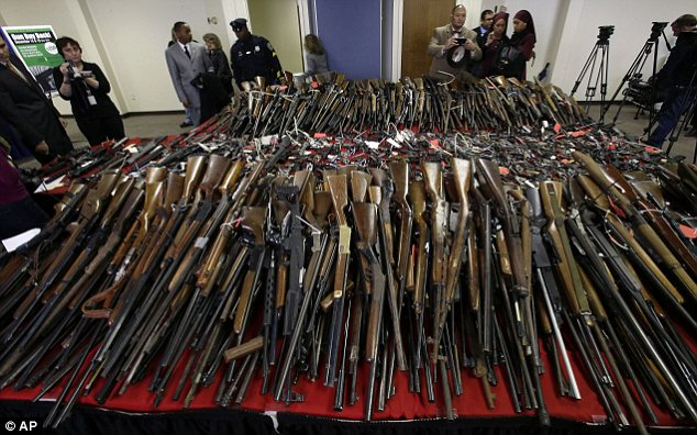 The British Government Begins Another Gun Surrender Initiative Amid Increase in Gun Crime
